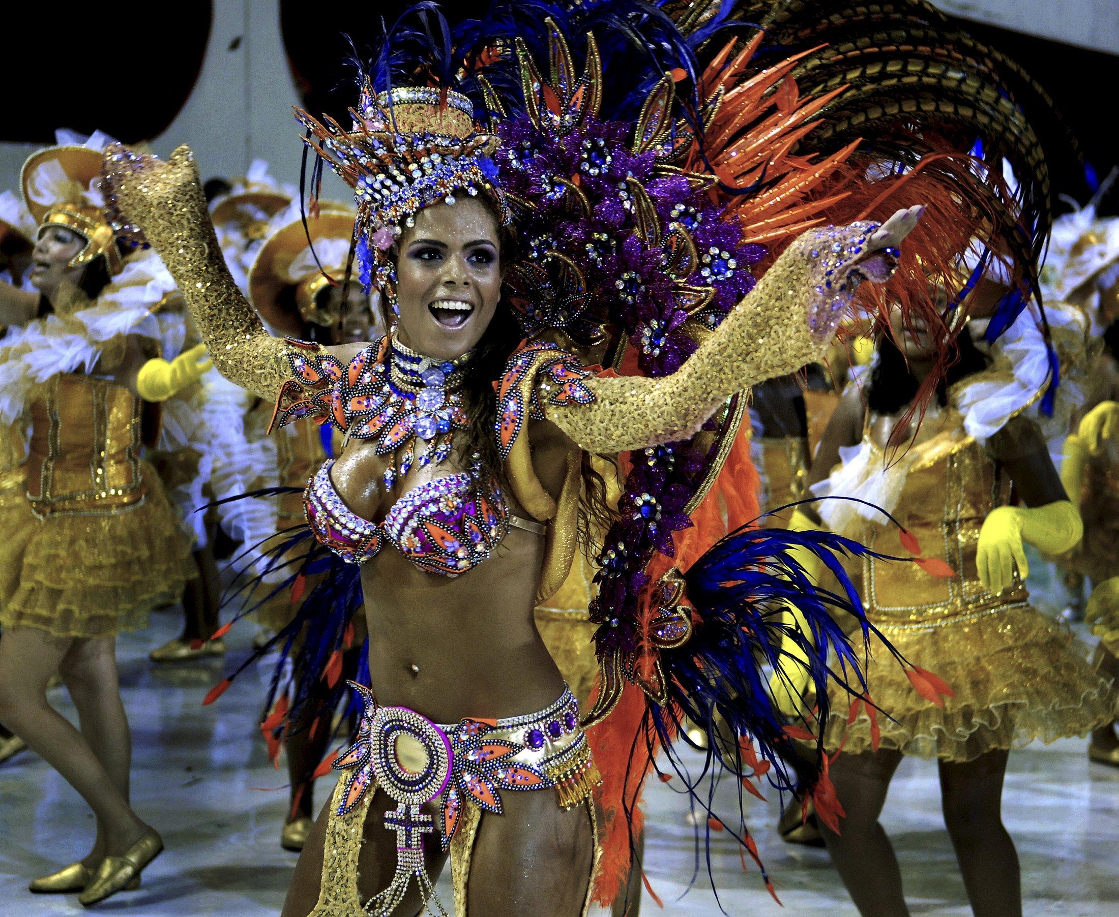фото танцующих бразильянок последнее