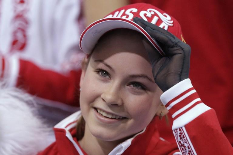 спортсменки россии фамилии это