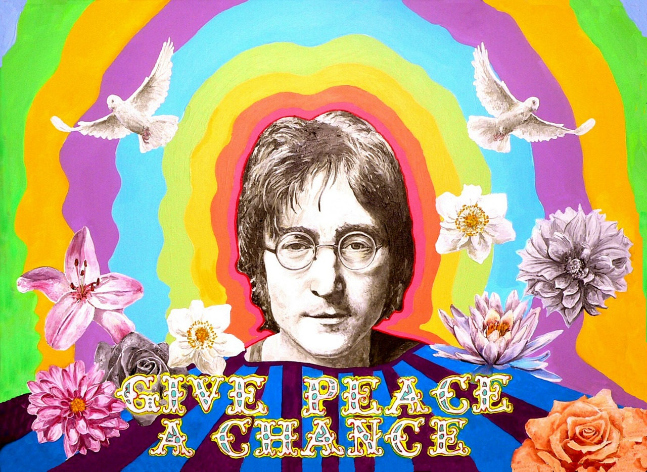 a biography of john lennon the greatest artist and advocate of peace