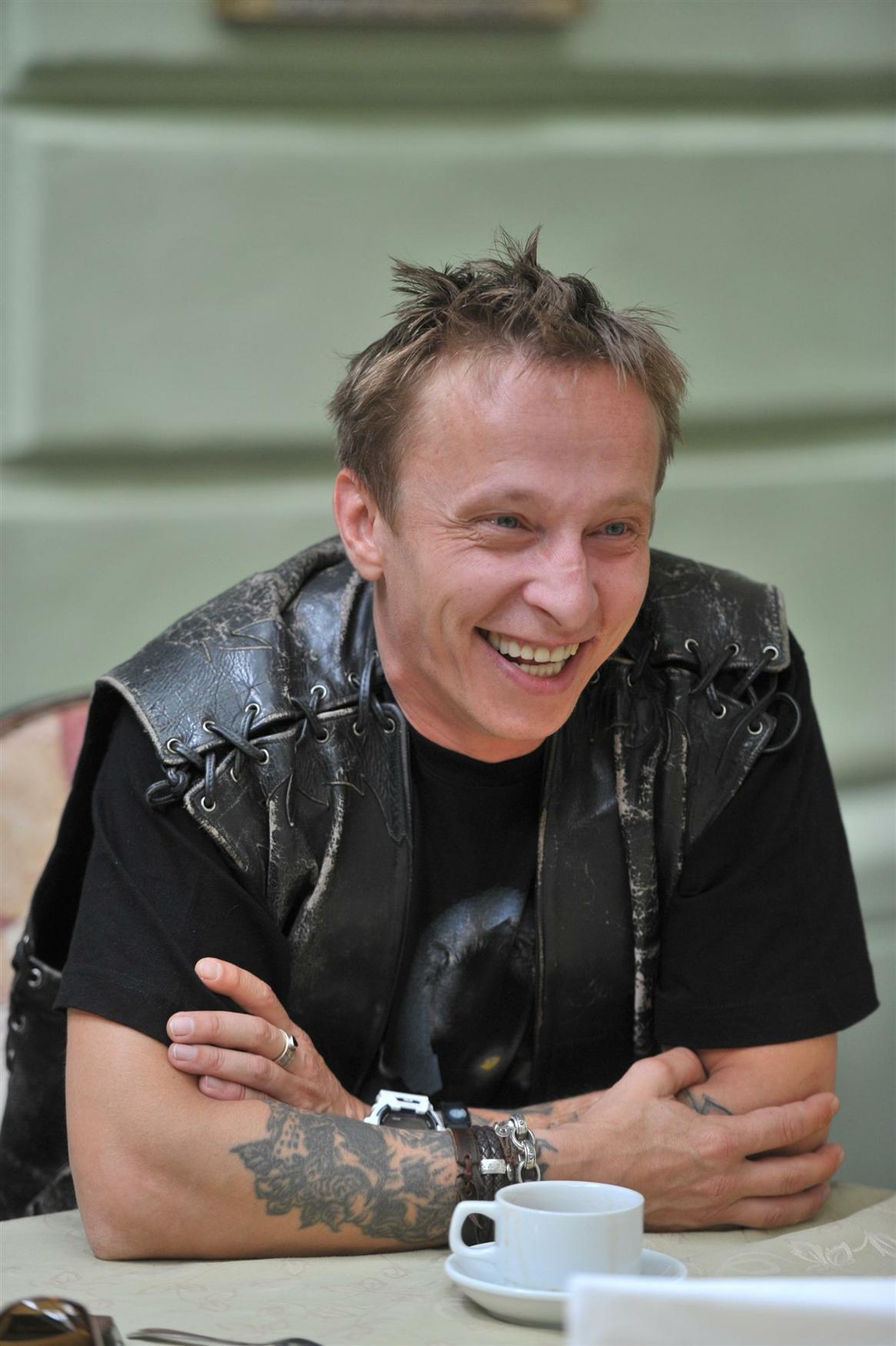 Иван охлобыстин фото тат