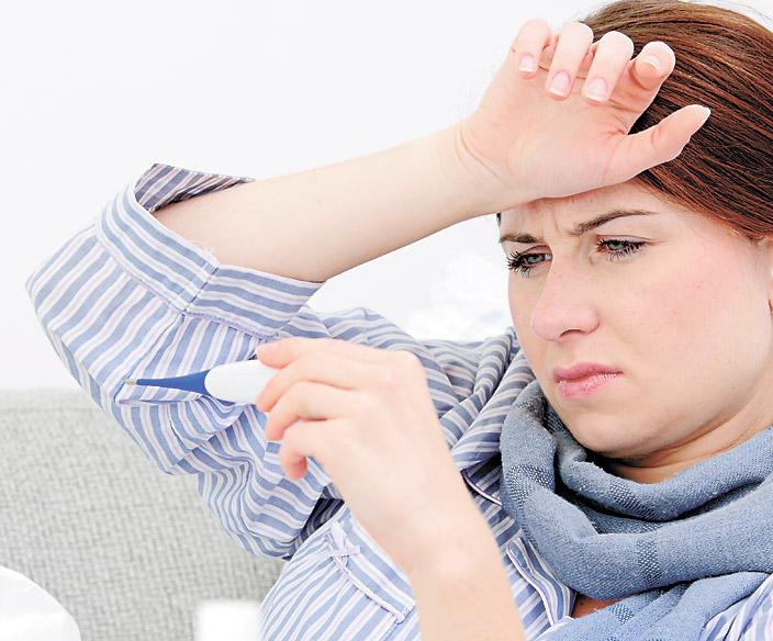 Как беременным сбить температуру 37 31