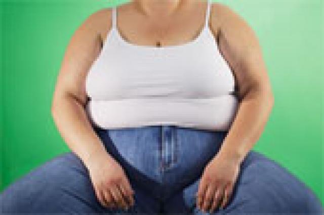 Как выглядит лишний вес