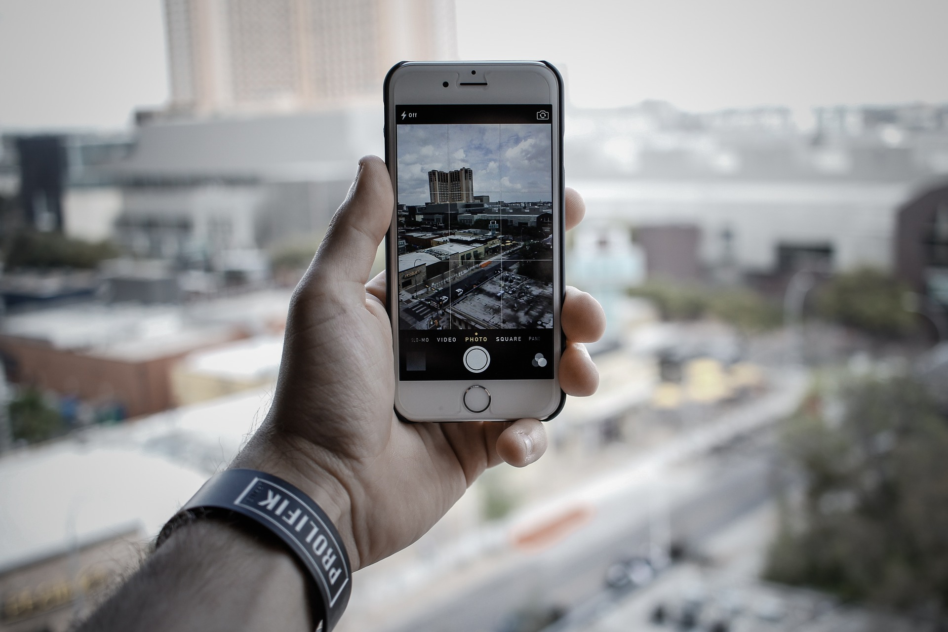 как фотографировать на айфон если нет места формы