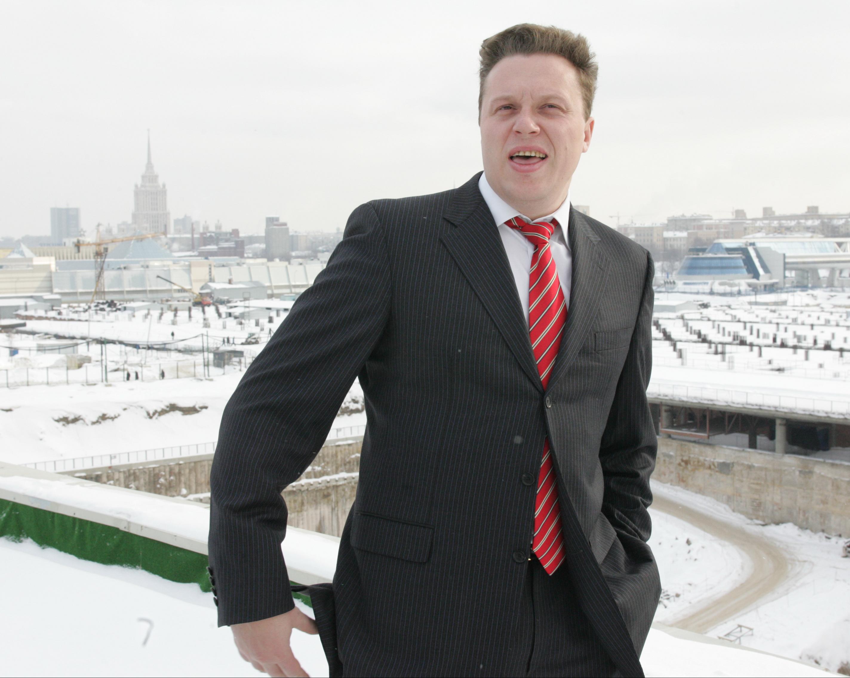 Жилье российских бизнесменов фото