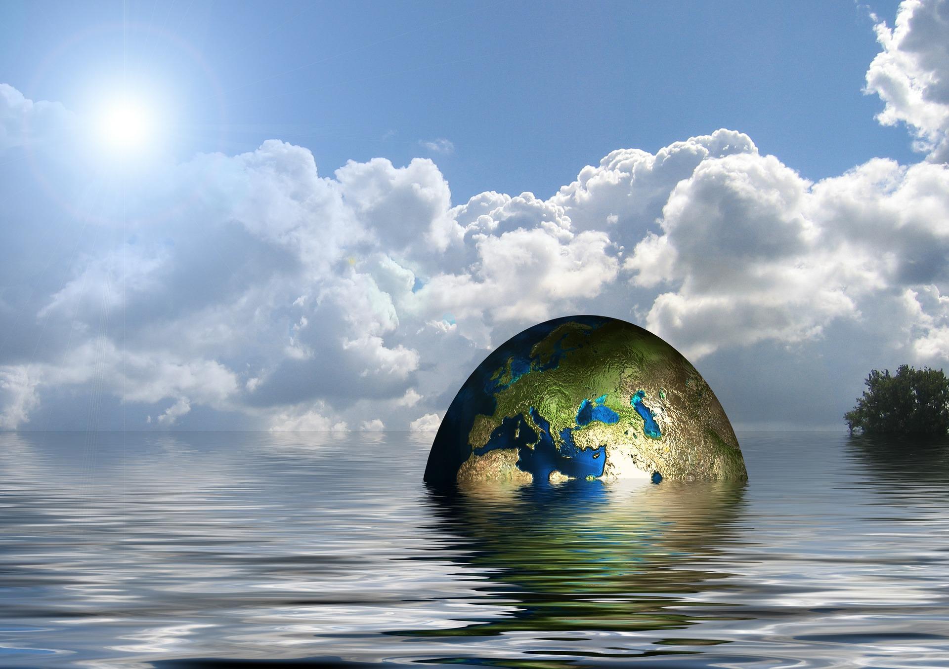 Глобальное потепление картинка