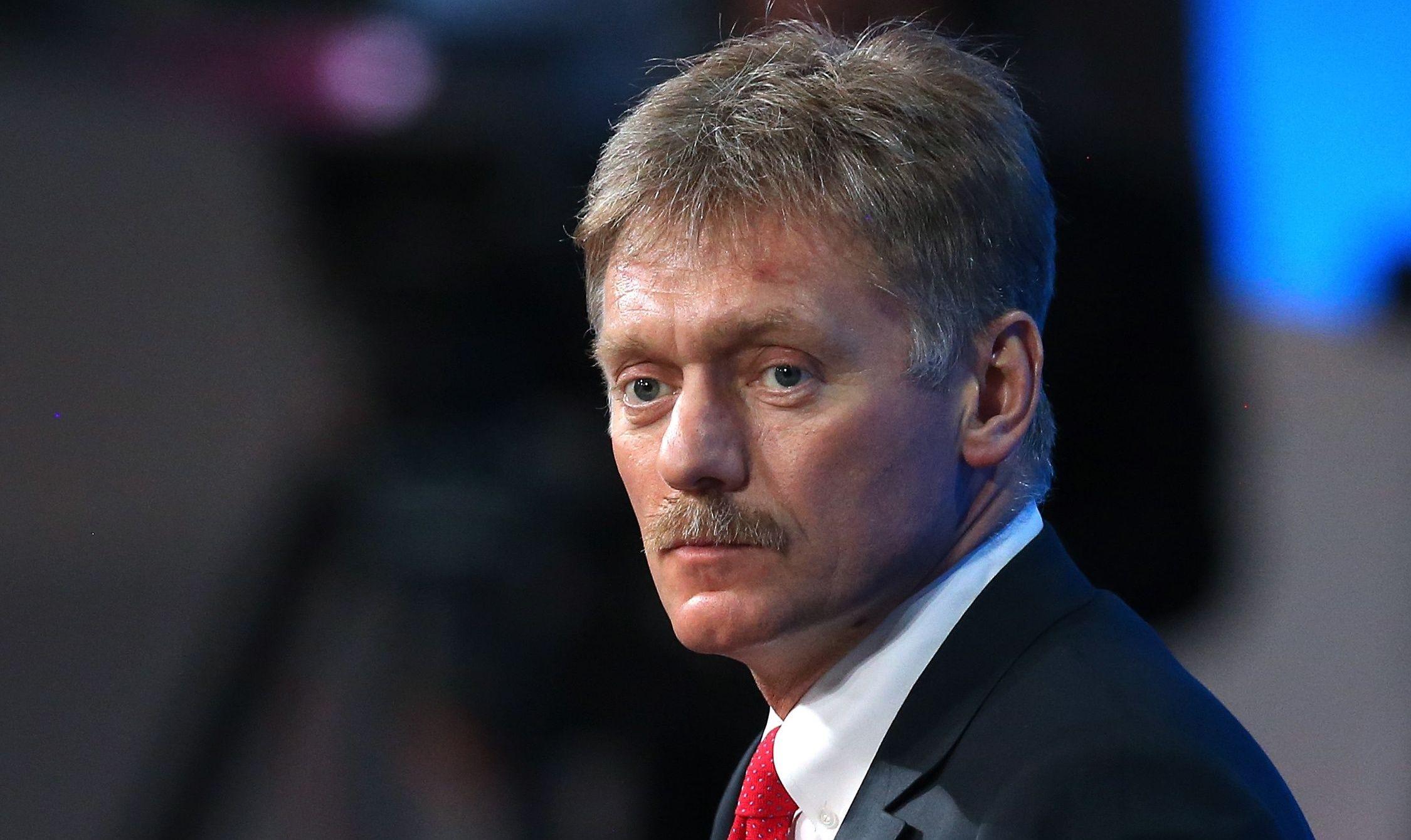 Песков: Россия ответит на новый санкционный список США