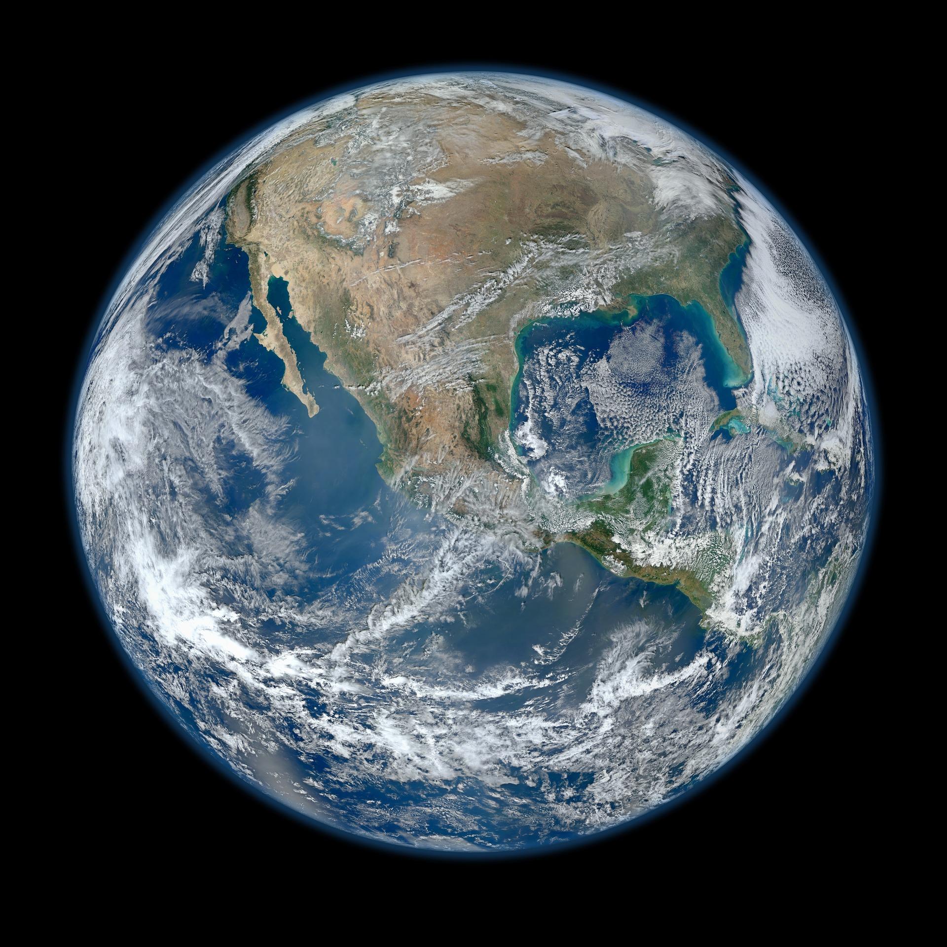 фотографии земли из космоса высокого разрешения высокого