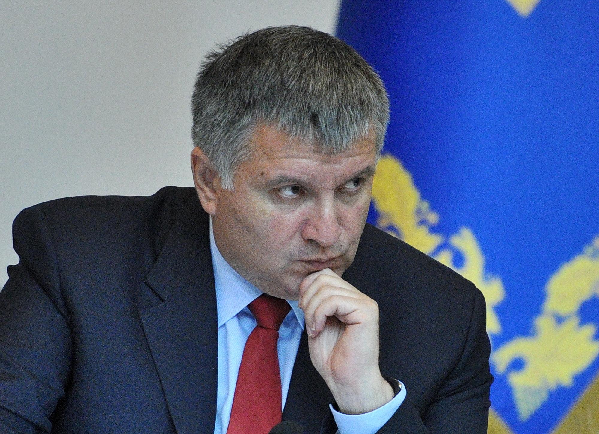 На главу МВД Украины Авакова заведено уголовное дело