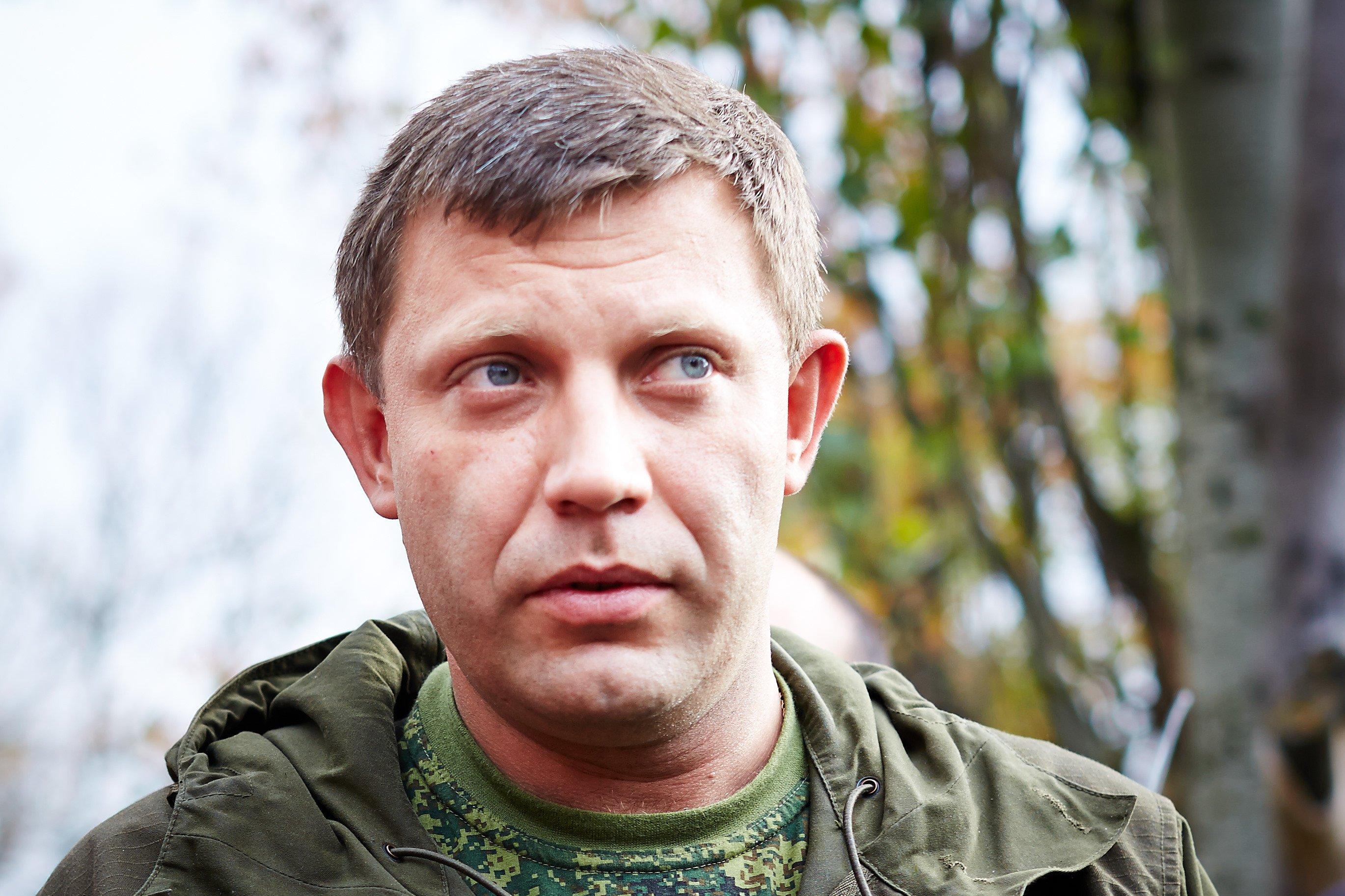 Захарченко напомнил Киеву о «коллективной задаче» ДНР