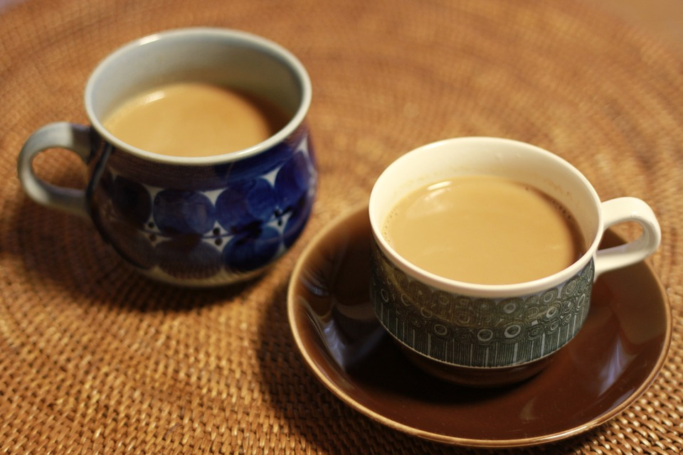 marketing plan for milk tea