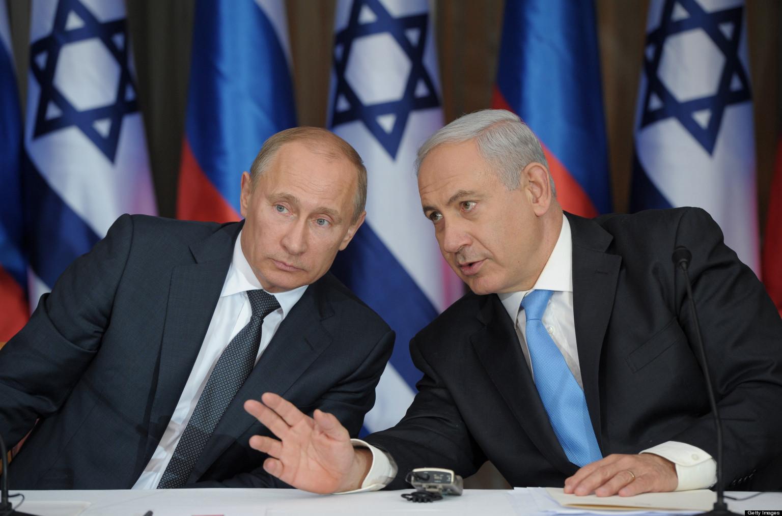 Появились сведения о сделке Путина и Нетаньяху по Сирии