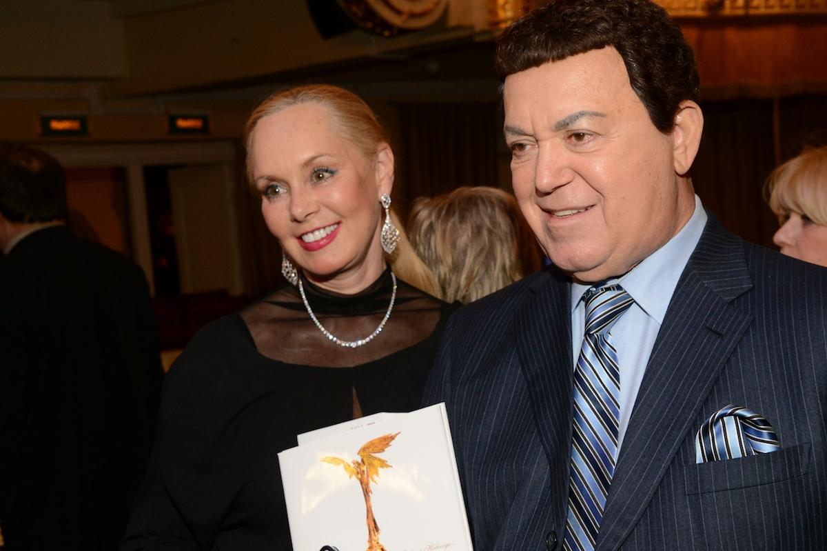 иосиф кобзон с женой фото увидите все