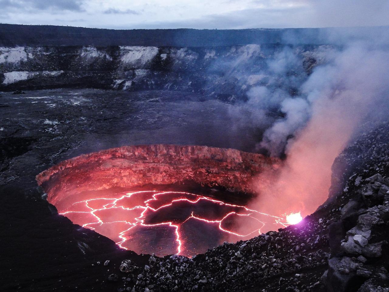 Как называется самый большой вулкан на планете