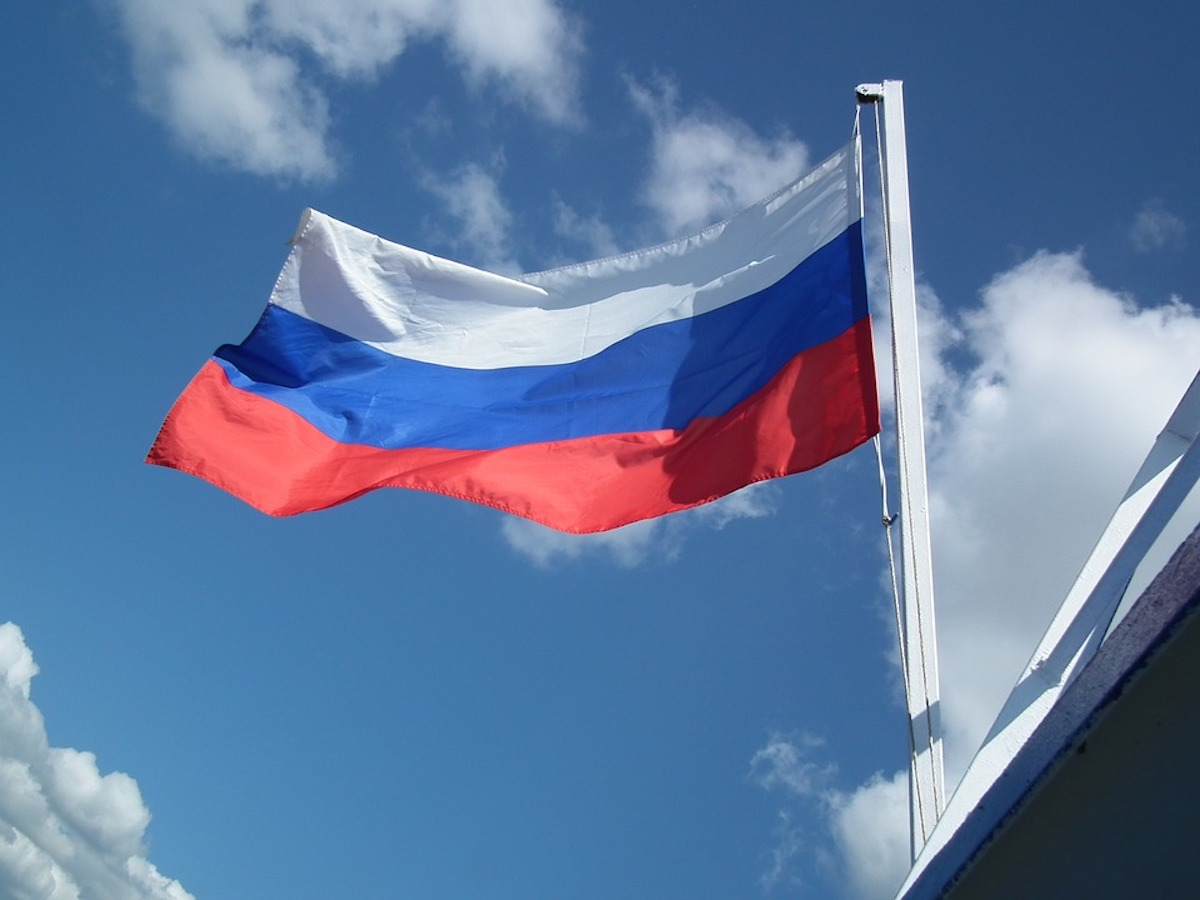 Картинки россии и флаги