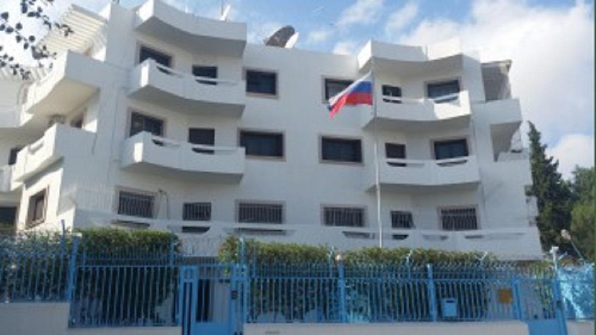 закрытой, охраняемой посольство рф в тунисе фото она основном