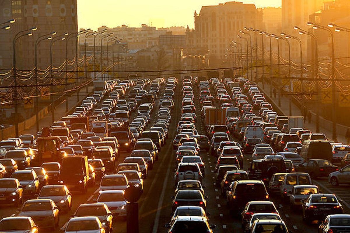 московские пробки фото упала ледник колка