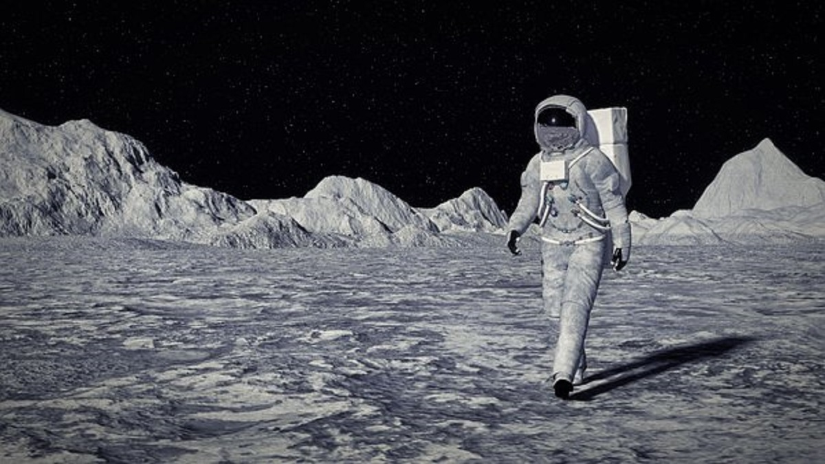 NASA опубликовало в Сети виртуальную экскурсию по Луне