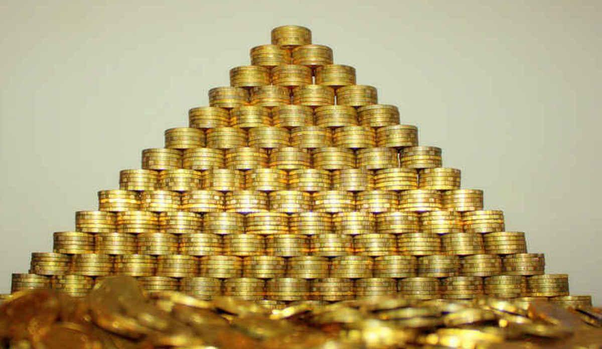 Финансовые пирамиды картинки