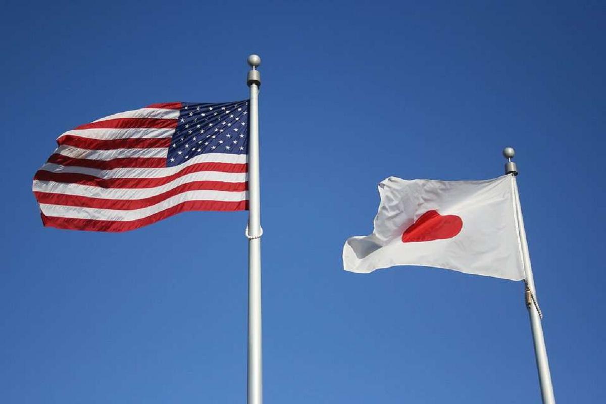 Япония и сша картинки