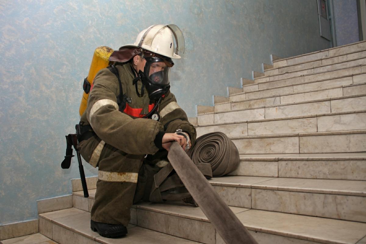 Картинка, пьяный пожарник смешные картинки