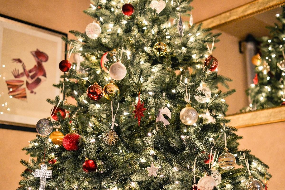 возможен фото красивой новогодней елочки смотреть казнь стала