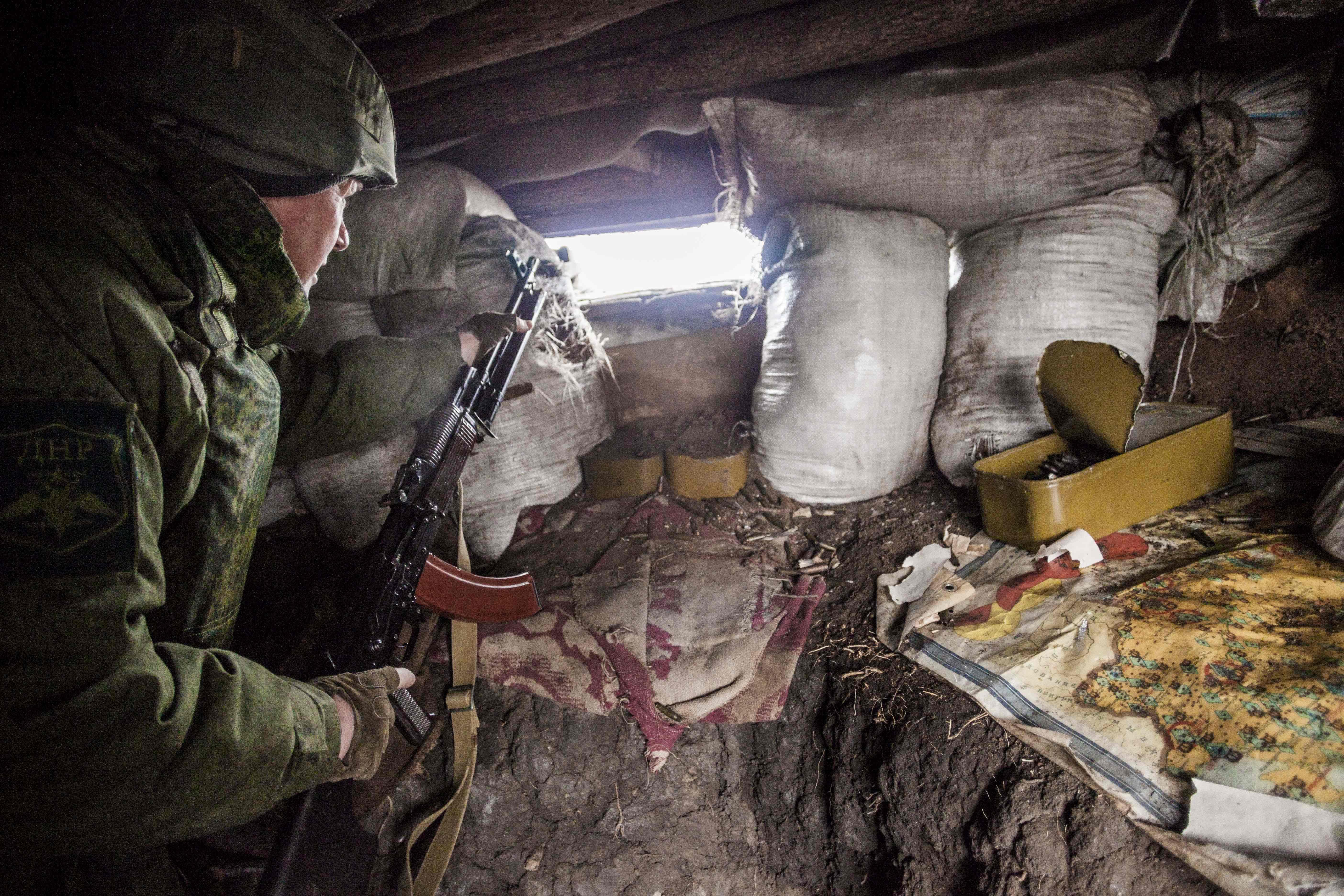 Украинская пропаганда: разоблачение очередного