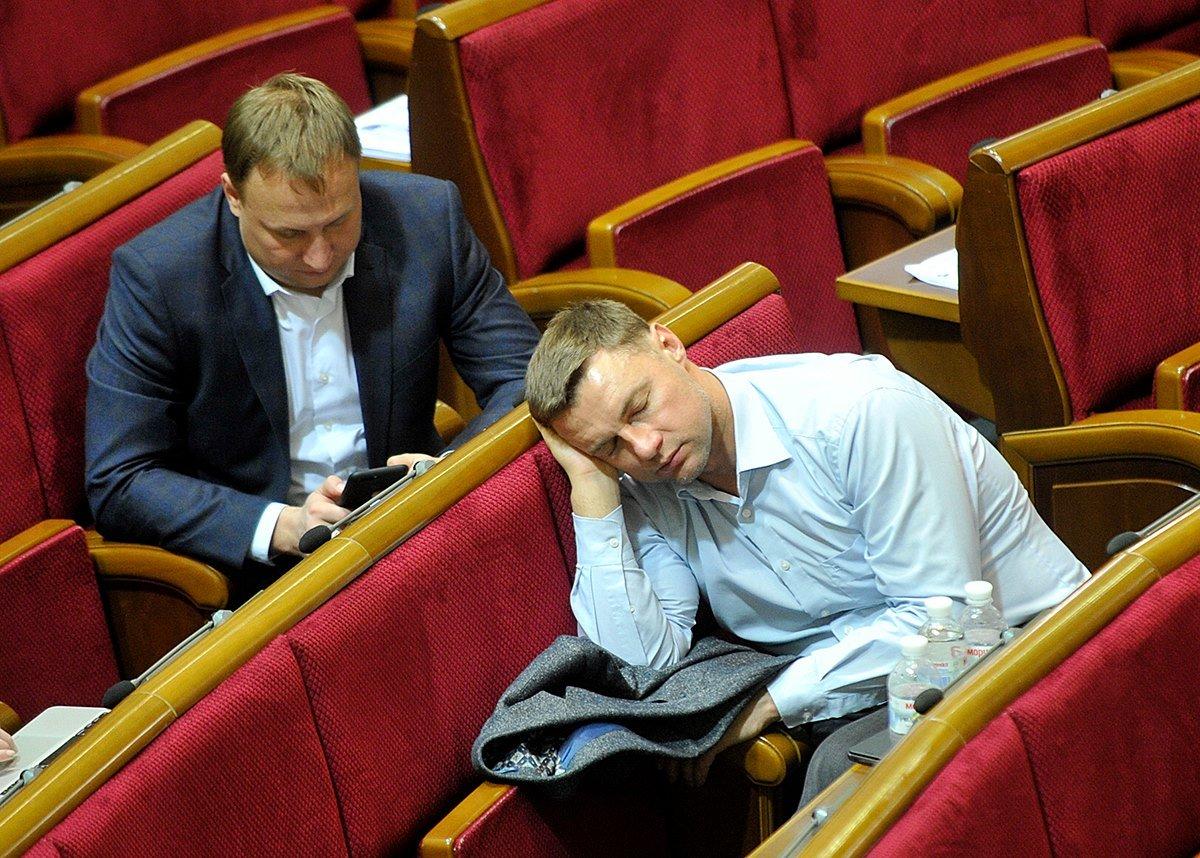 Верховная рада Украины снова отжигает: предложен новый способ борьбы с Россией