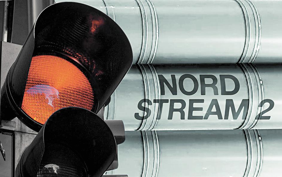Как Россия может ответить Европе на срыв сроков сертификации «Северного потока-2»