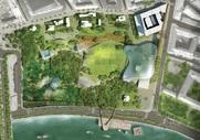 В парке «Зарядье» будет рынок национальной еды и «музыкальное зонирование»