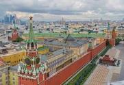 В интернете появилась видеопанорама Кремля с высоты птичьего полета