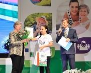 """Победители фотоконкурса """"УДачное фото"""" получили свои награды"""