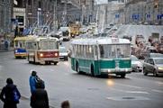 В Москве пройдёт парад ретротроллейбусов