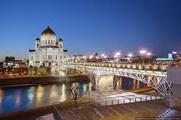 На мостах в Москве откроются смотровые площадки с бесплатными биноклями