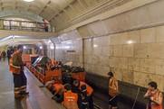 Участок Замоскворецкой линии метро планируют закрыть на весь день 17 октября