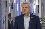 Михаил Иванович Антонцев избран Председателем Московской Федерации профсоюзов!