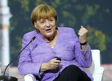 Меркель поддержала идею создания зоны свободной торговли России и ФРГ