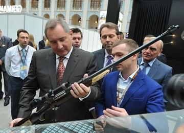 Рогозин: если кто-то хотел нас напугать, он добился противоположного эффекта