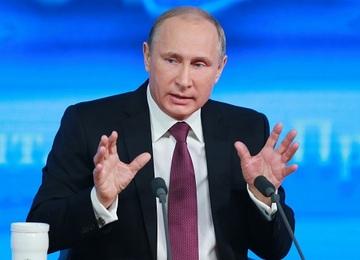 Владимир Путин встретился с экс-главой Еврокомиссии