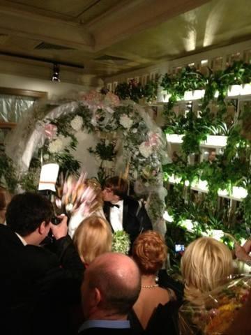 Со свадьбы пугачевой и галкина фото