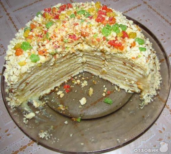 Рецепт торта в домашних условиях без духовки 691