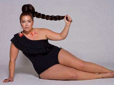 Фото большой жопы толстушки