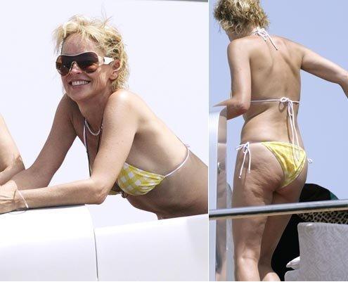 Фото русских актрис на пляжах 6