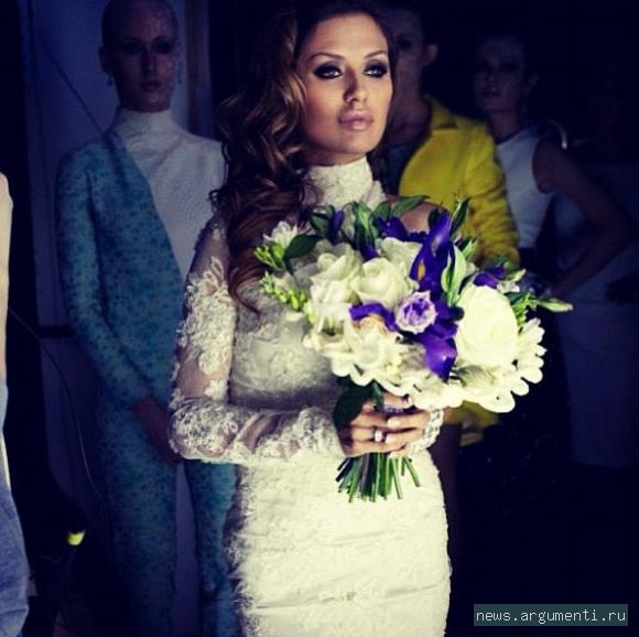 Фото свадьбы виктории бони