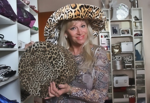 Наталия Гулькина (leopard style)
