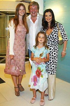 Екатерина стриженова свадьба дочери фото
