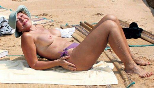 Пьяные жены на пляжах фото 663-275