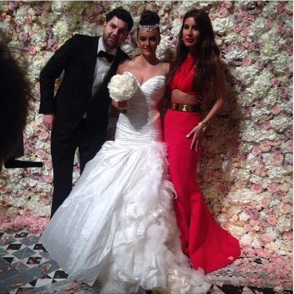 Натальей шкулевой свадьба