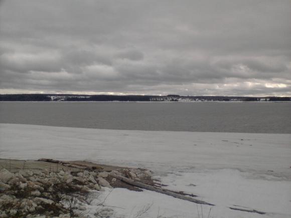 В Пермском крае закрыты все ледовые переправы