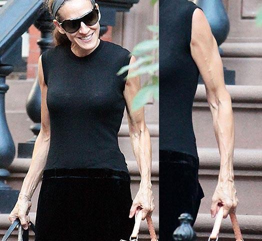 Анджелина Джоли решила прооперировать свои безобразные ... Самые Некрасивые Актрисы