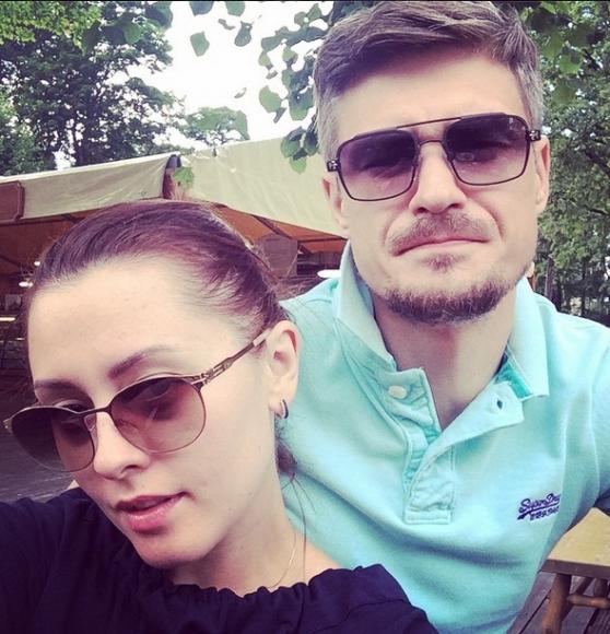 кравченко мария беременна фото